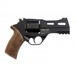 """Chiappa RHINO 40DS revolver 9 Para 4"""" Black"""