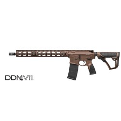 "Daniel Defense DDM4V11 Mil Spec+™ 5.56mm NATO 16"" Barrel"
