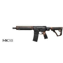 """Daniel Defense M4 MK18 SBR 10.3"""" 5.56 NATO Law Tactical"""