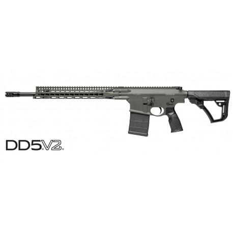 """DD5 V2 Deep wood Rifle 7.62mm x 51/308 Win W/ 18"""" Barrel Rifle Length"""