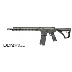 "Daniel Defense DDM4 V7SLW 14""5 5.56 NATO Deep Woods"