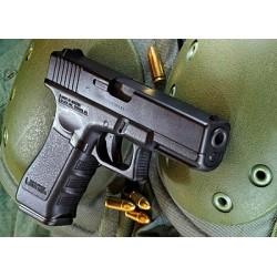 Glock 17 Gen4 Adjustable rear sight 9x19mm Para - Black