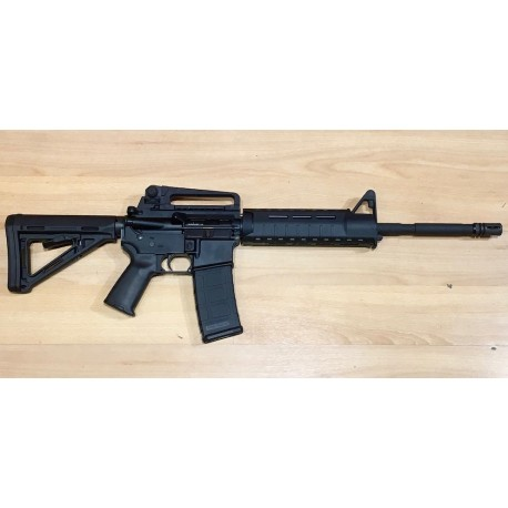 DPMS Warrior I A3 Upper, w/ Detach Carry Handle 5,56 NATO