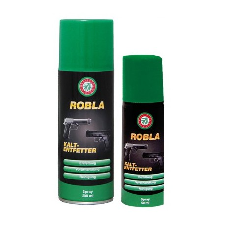 Ballistol Robla cold degreaser spray, 200 ml