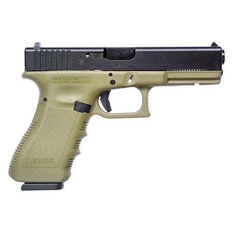 Glock 17 Gen3 9x19mm Para - Olive Drab