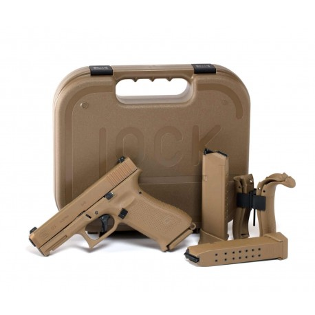 Glock 19X Cal 9x19