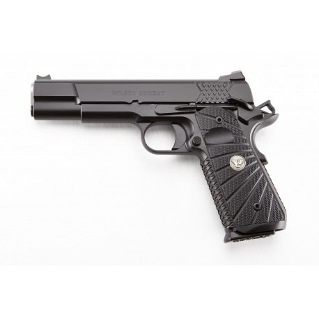 Wilson Combat X-TAC Elite, Full Size Cal 9mm W/ Flutted barrel