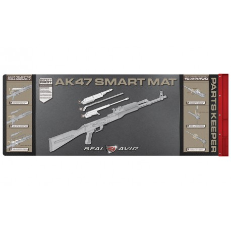 Smart Mat Gun cleaning Mat AK47