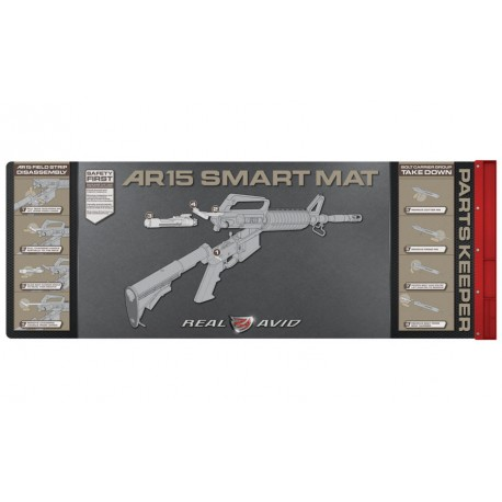 Smart Mat Gun cleaning Mat AR 15