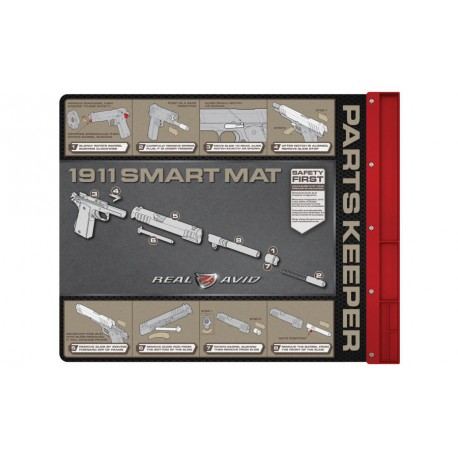 Smart Mat Gun cleaning Mat 1911
