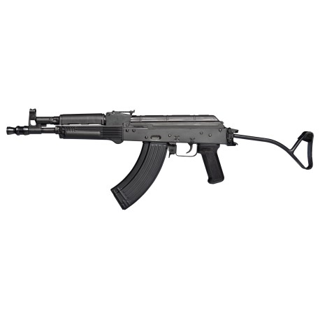 AKM47 Mil Spec semi auto 298mm barrel cal. 7,62x39 Black composite grip and side folding stock
