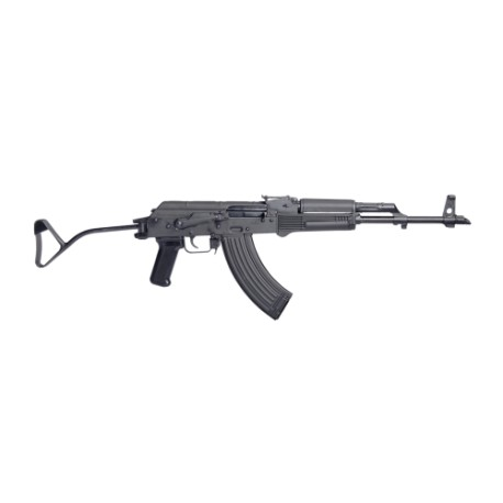 AKM47 Mil Spec semi auto 415mm barrel cal. 7,62x39 Black composite grip and side folding stock