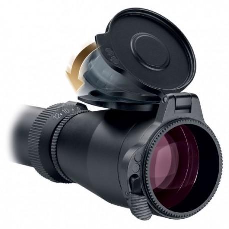 Leupold Alumina Flip Back lens cover 36mm matte finish