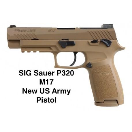 SIG Sauer P320 M17 US Army SIGLITE Cal. 9x19