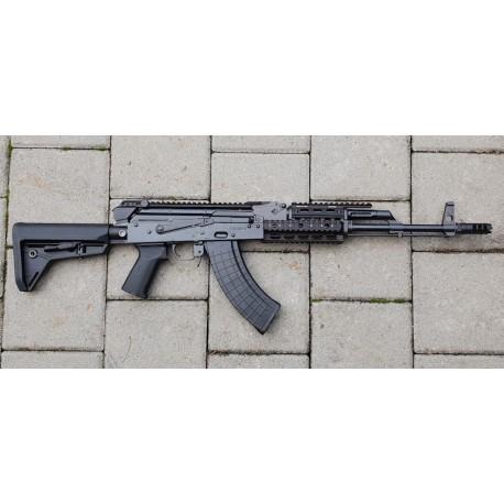 AKM47 Warrior III FT Mil Spec semi auto 415 mm barrel cal. 7,62x39 Picatinny handguard & Flat Top