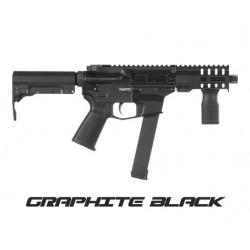 CMMG Rifle, Banshee™ 300, MkGs, 9mm, NFA Graphite Black