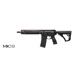 """Daniel Defense M4 MK18 SBR 10.3"""" 5.56 NATO FDE"""