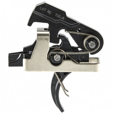 Geissele Super MCX SSA Trigger Geissele curved