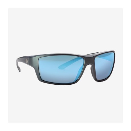 Magpul Terrain Eyewear, Polirized Black/Bronze, blue mirror