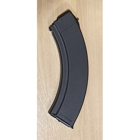Russian AK PVC magazine 40 rounds, New Cal 7.62 X 39