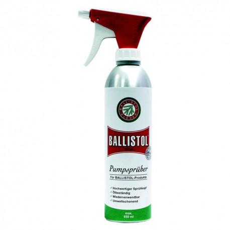 Ballistol Pumpsprüher 650ml empty/Leer
