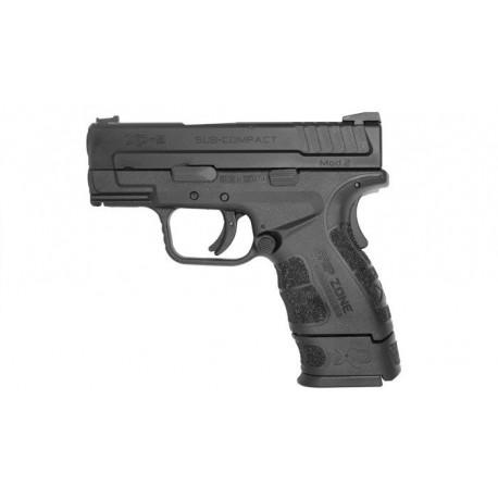 "HS Produkt XD-9 Sub Compact Mod.2 cal 9X19 3"" Black"