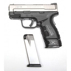 """HS Produkt XD-9 Sub Compact Mod.2 cal 9X19 3"""" Stainless"""