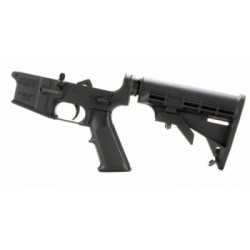 DPMS Assembled lower, AP4 Stock