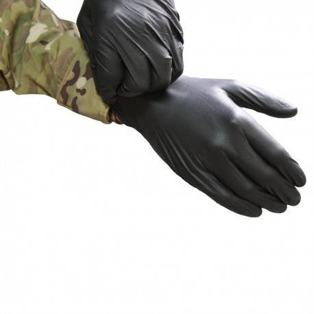 Black Maxx Gloves