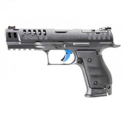 Pistolet Walther Q5 Match Steel Frame, cal 9X19, tout acier