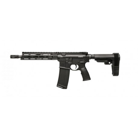 "Daniel Defense DDM4 V7 Pistol 10.3"" 1:7 5.56 NATO Black"
