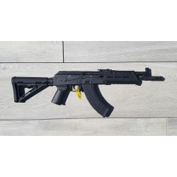 AKM47 Warrior Kit Mil Spec semi auto 298 mm barrel cal. 7,62x39 Black