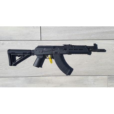 AKM47 Warrior Kit Mil Spec semi auto 298 mm barrel cal. 7,62x39 Black
