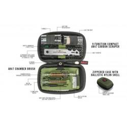 Gunboss AK47 / SKS cleaning kit with scraper