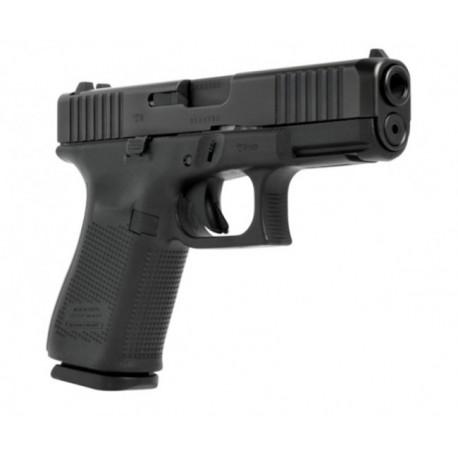 Glock 19 Gen5 FS 9x19mm Para - Black Compact Size