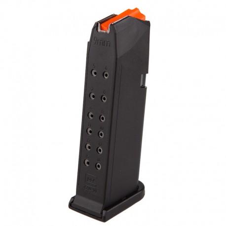 Glock Magazin G19 Gen5 9x19 15cps