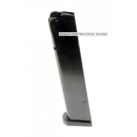 Sig Sauer P226 9mm (20) Rd - Blue Steel