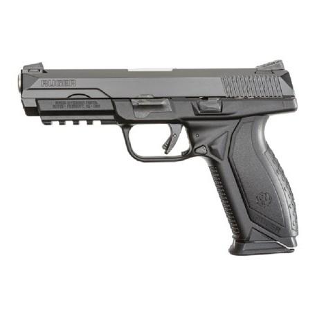 "Ruger American Pistol 4.2"" Black Nitride Cal. 9x19"