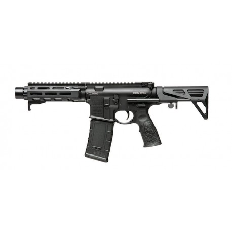 Daniel Defense DDM4 PDW SBR .300 Blackout Black