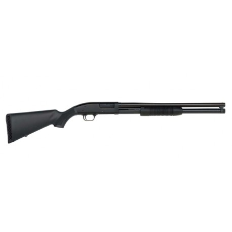 """Mossberg Maverick 88 - Security cal 12/76 , 18,5"""", chargeur 10 cps Ghostring (copie)"""