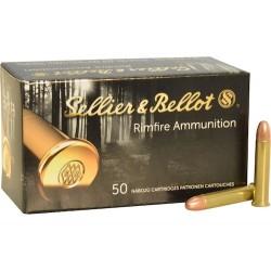 Sellier & Bellot .22 WMR 40grs