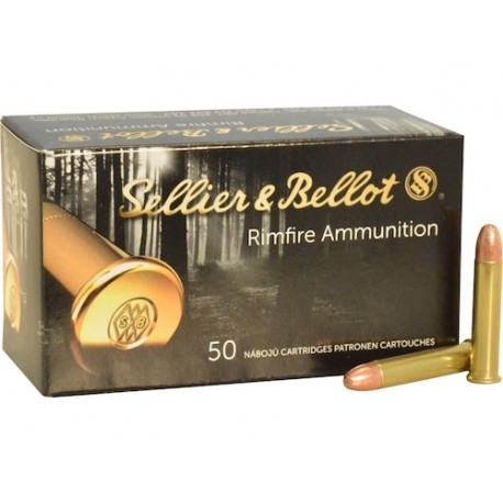 Sellier & Bellot .22 WMR 40grs