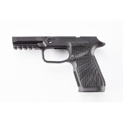 Wilson Combat Grip Module, WCP320, Carry, No Manual Safety, Black
