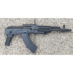AKM47 Mil Spec semi auto 350mm barrel Elite cal. 7,62x39 Black composite grip under folding stock (copie)