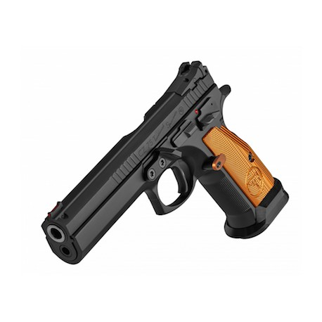 CZ 75 TS Orange cal. 9x19 19rds