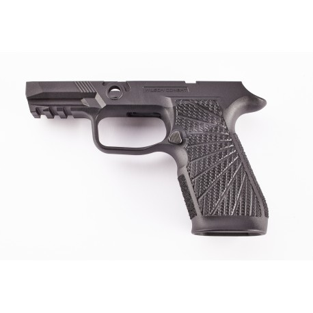 Wilson Combat Grip Module WCP320 Carry II No Manual Safety Black
