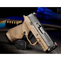 Wilson Combat/SIG Sauer P320, Carry, 9mm, Tan Module