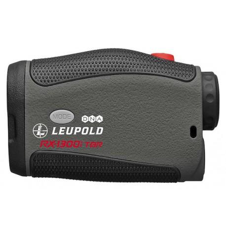 Leupold RX-1300i TBR with DNA Laser Rangefinder Black/Gray 3 Selectable Reticles