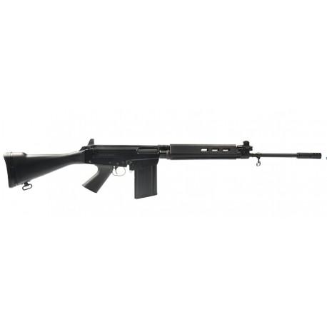 "DSA SA58 FAL 21"" Cold Warrior Rifle"