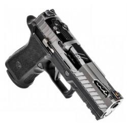 ZEV Z320 X-Carry Octane Gunmod w/RMR cut Gry Slide Black BBL